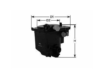 Filtar goriva FP5751 -