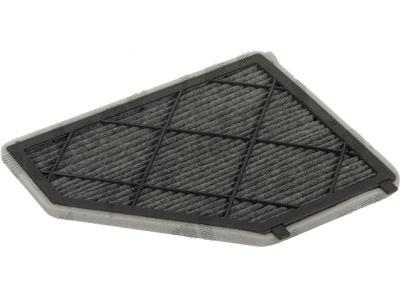 Filtar kabine AS2358 (aktivno uglje) - Renault Safrane 92-00