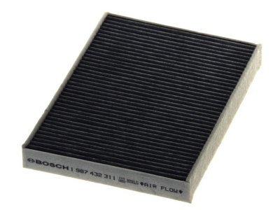 Filtar kabine BS1987432311 (aktivno uglje) - Citroen C5 08-