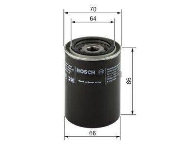 Filtar ulja BSF026407025 - Hyundai i20 08-