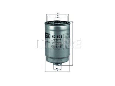 Filter goriva 103008 - Hyundai, Kia