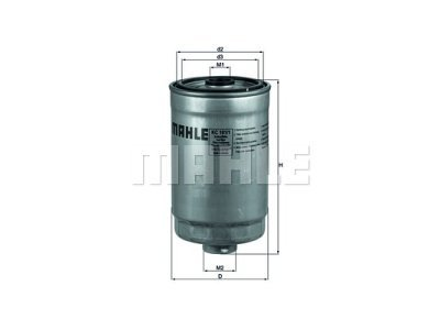 Filter goriva 103009 - Hyundai, Kia
