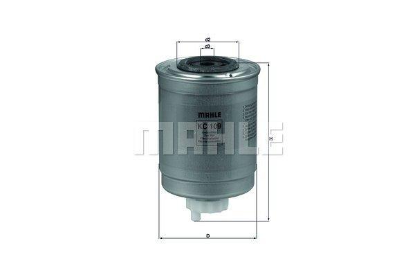 Filter goriva 103013 - Ford