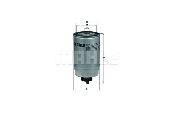 Filter goriva 103017 - Alfa, Fiat, Lancia