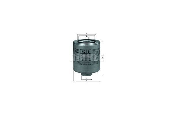 Filter goriva 103018 - BMW