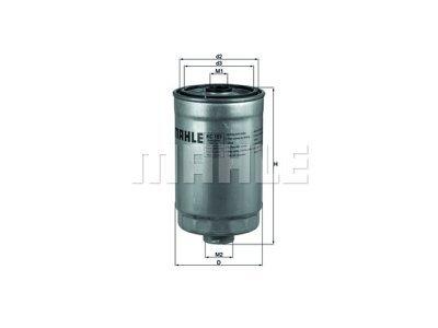 Filter goriva 103022 - Alfa, Fiat, Lancia