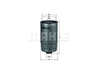 Filter goriva 103027 - Alfa, Fiat, Lancia