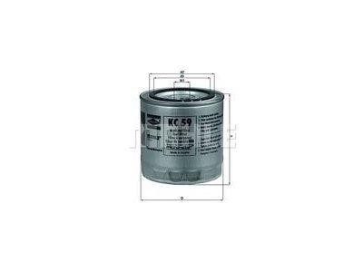 Filter goriva 103048 - Mazda