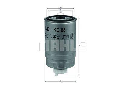 Filter goriva 103051 - Opel