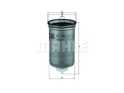 Filter goriva 103059 - Ford