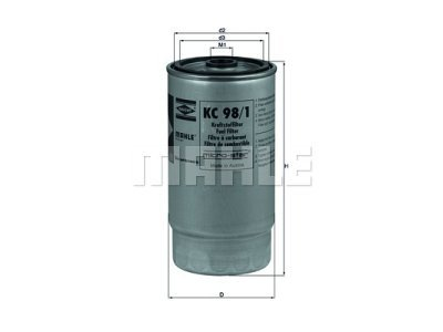 Filter goriva 103062 - BMW