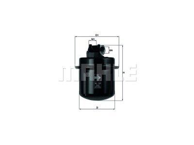 Filter goriva 103405 - Honda