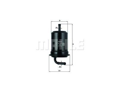 Filter goriva 103415 - Mazda