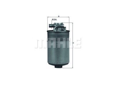 Filter goriva 103446 - Audi, Škoda, Volkswagen