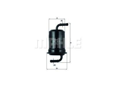 Filter goriva 103452 - Mazda