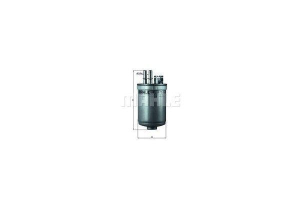 Filter goriva 103461 - Ford, Kia
