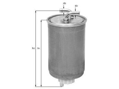 Filter goriva 103520 - Honda, Land Rover