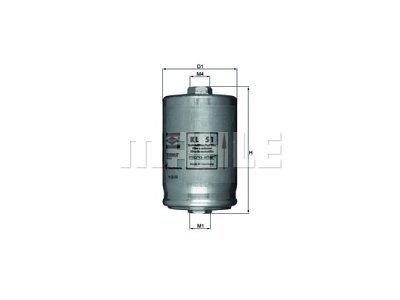 Filter goriva 103554 - Audi