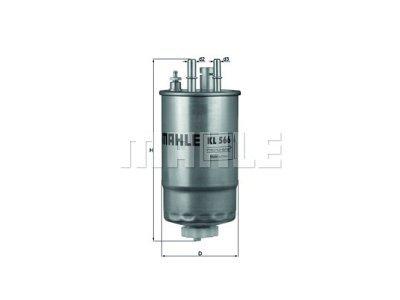Filter goriva 103570 - Fiat, Ford