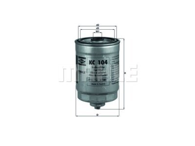 Filter goriva 103582 - Ford