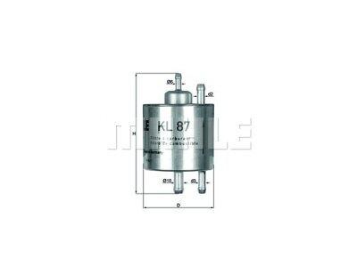 Filter goriva 103609 - Mercedes