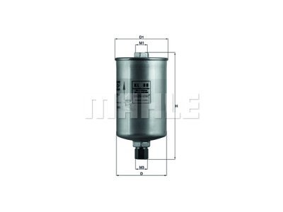 Filter goriva 103611 - Audi