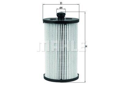 Filter goriva 103673 - VW