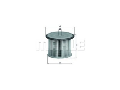 Filter goriva 103685 - Citroen, Peugeot
