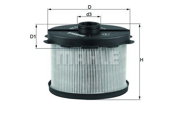 Filter goriva 103694 - Citroen, Peugeot