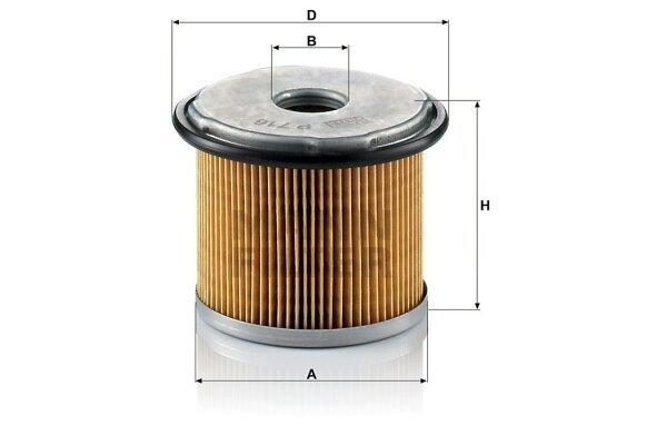 Filter goriva BS1457431713 - Hyundai Lantra 95-00