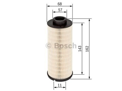 Filter goriva BSF026402155 - Iveco Daily 06-