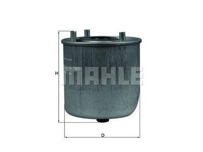 Filter goriva KL 780 - Mazda, Ford, Volvo
