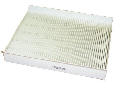 Filter kabine AS3A2436 (aktivni ugalj) - Fiat Doblo 01-10