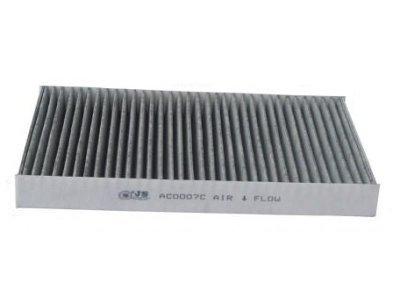 Filter kabine PCK8103 (aktivno oglje) - Audi, Seat
