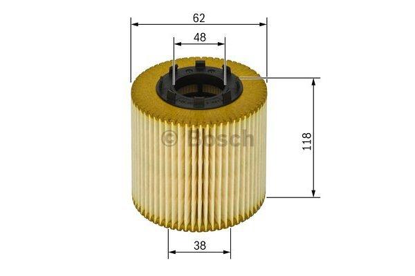 Filter olja BSF026407069 - Chrysler Voyager 00-08