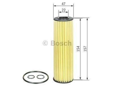 Filter olja BSF026407132 - Mercedes-Benz