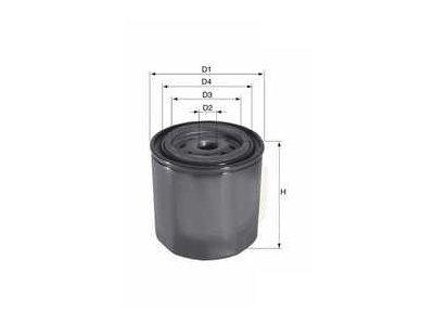 Filter olja FT5036 - Volvo V70 96-07