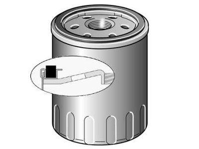 Filter olja LS946 - Dacia Dokker 12-