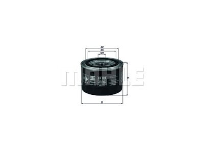 Filter ulja 111020 - Opel
