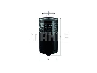 Filter ulja 111022 - Volkswagen