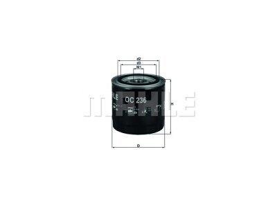 Filter ulja 111066 - Chrysler