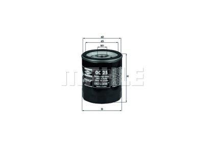 Filter ulja 111076 - BMW
