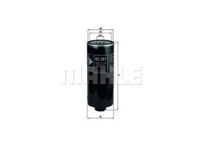 Filter ulja 111092 - Audi
