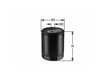 Filter ulja 111108 - Mitsubishi, Peugeot, Renault