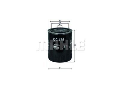 Filter ulja 111137 - Hyundai, Kia