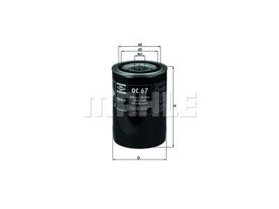 Filter ulja 111171 - Toyota