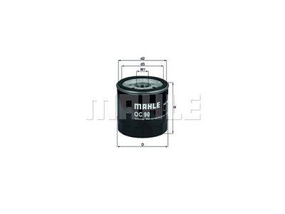 Filter ulja 111182 - Chevrolet, Daewoo, Opel
