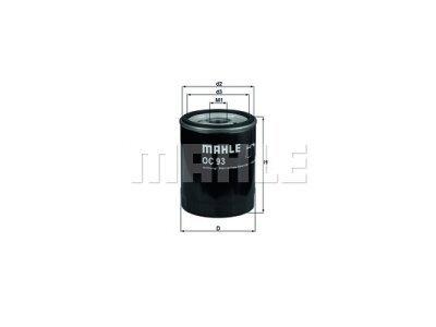 Filter ulja 111185 - Opel