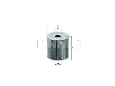 Filter ulja 111527 - Volvo