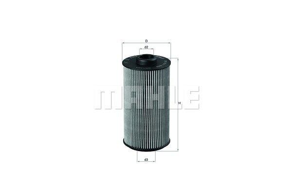 Filter ulja 111529 - BMW